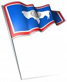 Flag Of Wyoming (usa)