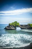 pic of tanah  - The Tanah Lot Temple - JPG