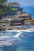 image of tanah  - The Tanah Lot Temple - JPG