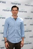 LOS ANGELES - MAY 3:  Scott Bailey at the RESTORSEA Gifting of Skin Care Product at NEMO on May 3, 2014 in West Hollywood, CA