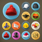 picture of beanie hat  - Hats - JPG