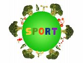 Healthy Living and Sport Living For A Green Planet