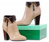 stock photo of shoe-box  - Women - JPG