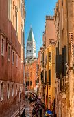 Cruise On A Gondola In Venetian Canals