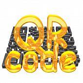 Qr Code Concept