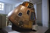 Apollo 10 Command Module In London's Science Museum