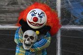 Halloween Killer Clown Doll