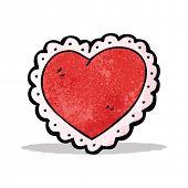 cartoon decorative heart