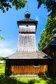 wooden church, Jedlinka, Slovakia