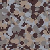 foto of camouflage  - Abstract  Military Camouflage Background Made of Splash - JPG