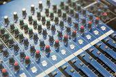 foto of recording studio  - technology - JPG