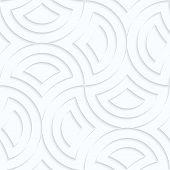pic of semi-circle  - Seamless 3D background - JPG