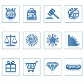 Web Icons : Online Shopping 2