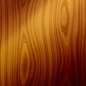 Seamless Wood Background, Vector Also In Portfolio