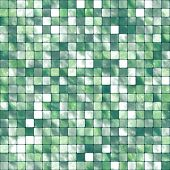 Large Seamless Green Tiles Background