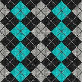 XL Argyle Sweater Seamless Background Design