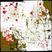 Vector Urban Grunge Background