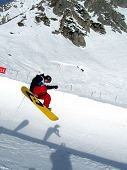Snowboard Halfpipe 02