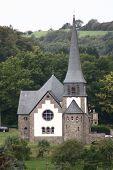 Church Berglangenbach,germany  Kirche Berglangenbach,deutschland