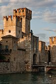 The Scaliger Castle, Sirmione, Italy