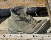 Miners Shoe In Bodie