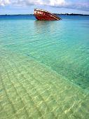 Minha senhora Lata Ii naufrágio, Pangaimotu, Tonga