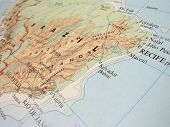 Map Of Brazil - 1