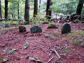 Native American Burial Site