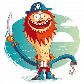 Pirate - captain
