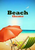 Tema de playa