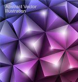 3D Geometric Pattern.
