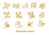 character site icons