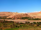 Ait Ben-Addou In South Marocco