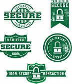 Secure Transaction Stamp Imprint