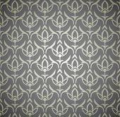 Seamless vintage wallpaper
