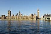 foto of chimes  - Houses of Parliament with Big Ben Westminster Palace London UK - JPG