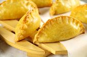Golden Cornish Pasties