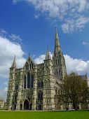 Salisbury Cathedral Front