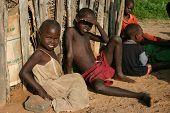 Samburu Children in Kenya, Africa