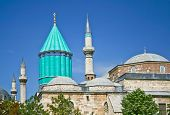 picture of sufi  - Mevlana  - JPG