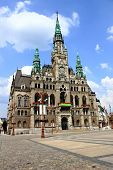 City Hall in Liberec