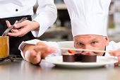 image of pastry chef  - Cook - JPG