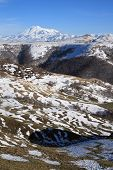 View Of Mount Elbrus