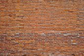 pic of stonewalled  - old brick wall texture - JPG