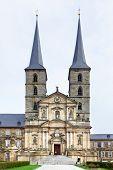 Former Benedictine monastery in Bamberg, Bavaria, Germany