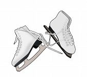 Pair of Ice Skates