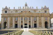 St. Peter's Basillica, Vatican City