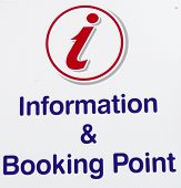Information & Booking Point