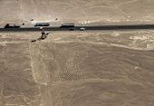 Nazca Lines, Aerial View, Peru