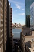 View Of Brooklyn From Manhattan Financial District